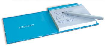 Notaboekje  Karton  Kaartjes enzo