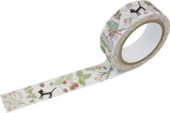 washi tape/masking tape - Herb garden  Karton  Masking tape/Washi tape