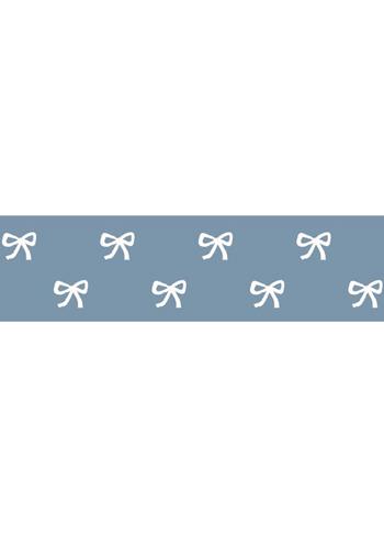 Washi tape - Ribbon blue  Karton  Masking tape/Washi tape