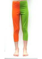 3/4e legging 2-kleurig  Kousen  Leggings