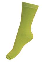 basis sok/kous Macaw green (lime)  Kousen  Kousen/sokken