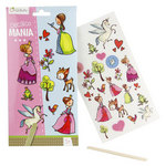 Decalco Prinses  Karton  Speelgoed / creatief