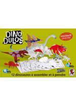 Dinosaurussen  Karton  Speelgoed / creatief