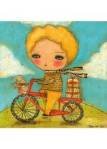 Little Bike Rider  Karton  Kaartjes enzo