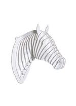 Pippin Horse White medium  Karton  Interieurdecoratie