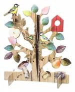 Pop out kaart 'Levensboom'  Karton  Kaartjes enzo