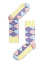 Ruiten roos pastel  Kousen  Kousen/sokken