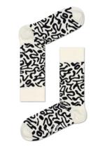 Sokken Artsy black white  Kousen  Kousen/sokken