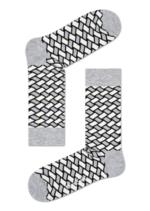 Sokken Basket Grijs wit  Kousen  Kousen/sokken