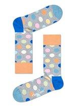 Sokken Big Dot Grey multi  Kousen  Kousen/sokken