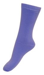 Sokken Blue violet  Kousen