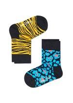 Sokken duo pack Animal blue/yellow  Kousen  Kousen/sokken