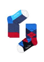 Sokken duo pack ruiten blauw/rood  Kousen  Kousen/sokken