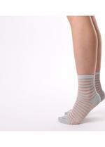 Sokken Echo Shadow Grey  Kousen  Kousen/sokken