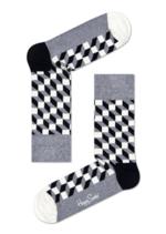 Sokken Filled Optic black/white  Kousen  Kousen/sokken
