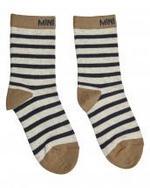 Sokken gestreept 'ombre Blue'  Kousen  Kousen/sokken