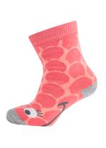 Sokken krokodil koraal  Kousen  Kousen/sokken