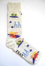 Sokken Savanna  Kousen  Kousen/sokken