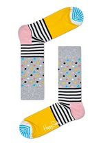 Sokken Stripe & Dots multi yellow  Kousen  Kousen/sokken