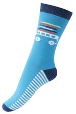 Sokken Surfer Aqua blauw  Kousen  Kousen/sokken