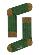 Sokken Wol Green/yellow  Kousen  Kousen/sokken