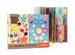 Stickerboekje Fiesta/Feest  Karton  Kaartjes enzo