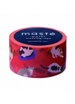washi/masking Cat  Karton  Masking tape/Washi tape