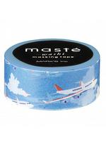 washi/masking tape Airplaine  Karton  Masking tape/Washi tape