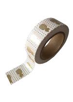 washi/masking tape Gold foil pineappel  Karton  Masking tape/Washi tape