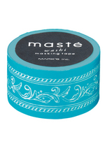 Washi tape Frame Turquoise  Karton