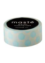 Washi tape Ivory Polka dots  Karton  Masking tape/Washi tape