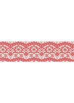 Washi tape - Lace Berry pink  Karton  Masking tape/Washi tape