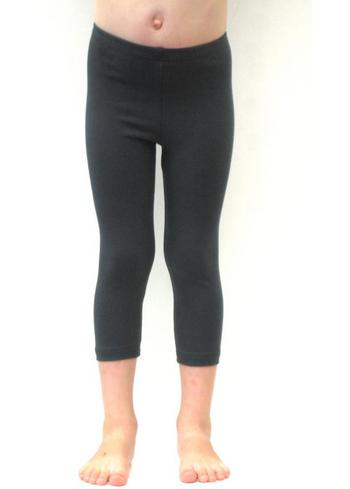 3/4e legging - Antraciet  Kousen  Leggings