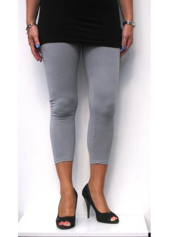 3-4e legging grijs  Kousen  Leggings