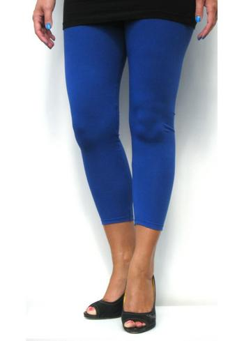 3-4e legging - Kobaltblauw  Kousen  Leggings