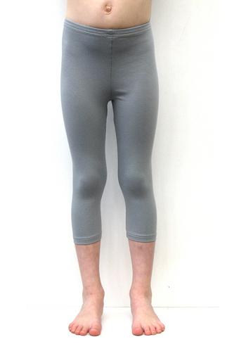 3/4e legging licht grijs  Kousen  Leggings