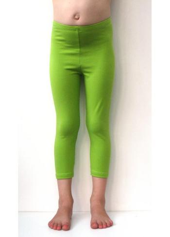 3/4e legging - Lime  Kousen  Leggings