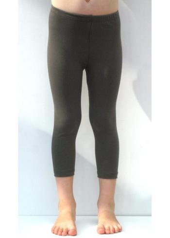 3/4e legging - Taupe  Kousen  Leggings