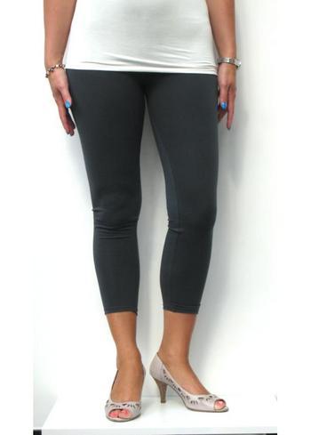 3-4e legging taupe  Kousen  Leggings