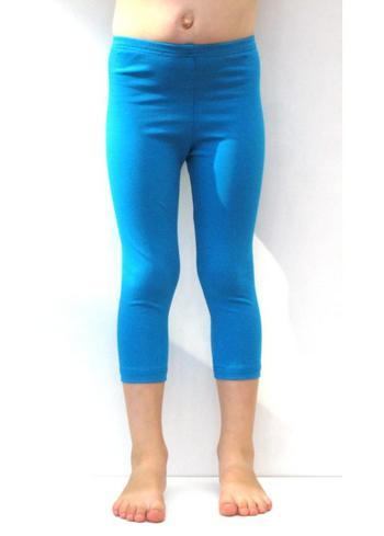 3/4e legging - turquoise  Kousen  Leggings