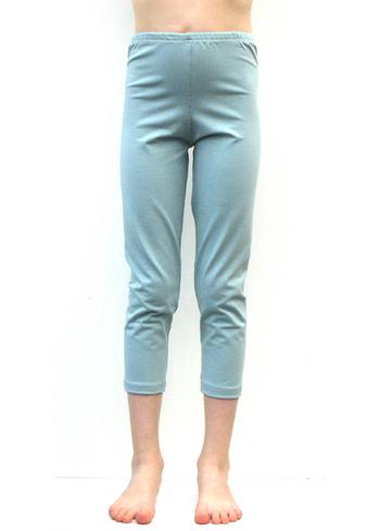 3/4e legging blauwgrijs  Kousen  Leggings