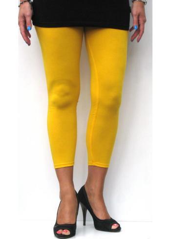 3-4e legging warm geel  Kousen  Leggings