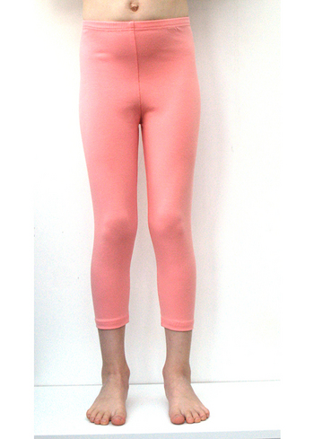 3/4e legging zalm  Kousen  Leggings