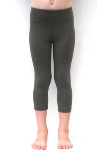 3/4e legging - zwart  Kousen  Leggings