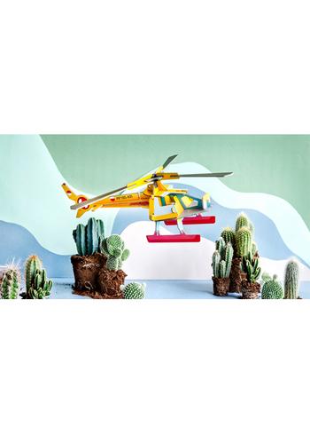 3D Helicopter  Karton  Speelgoed / creatief