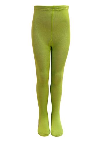 Broekkousen/maillot lime groen  Kousen  Kousenbroeken - Panty's