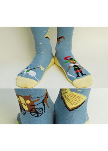 De gelaarsde kat  Kousen  Kousen/sokken