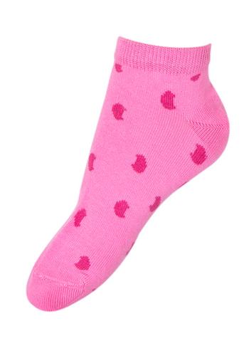 Enkelsokjes Peanuts fel roze  Kousen  Kousen/sokken