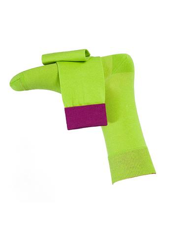 Fijne herensokken Macao (green)  Kousen  Kousen/sokken