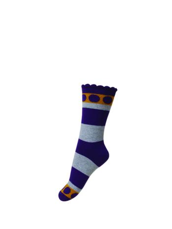 Gestreepte kousen 'Julie'  Kousen  Kousen/sokken